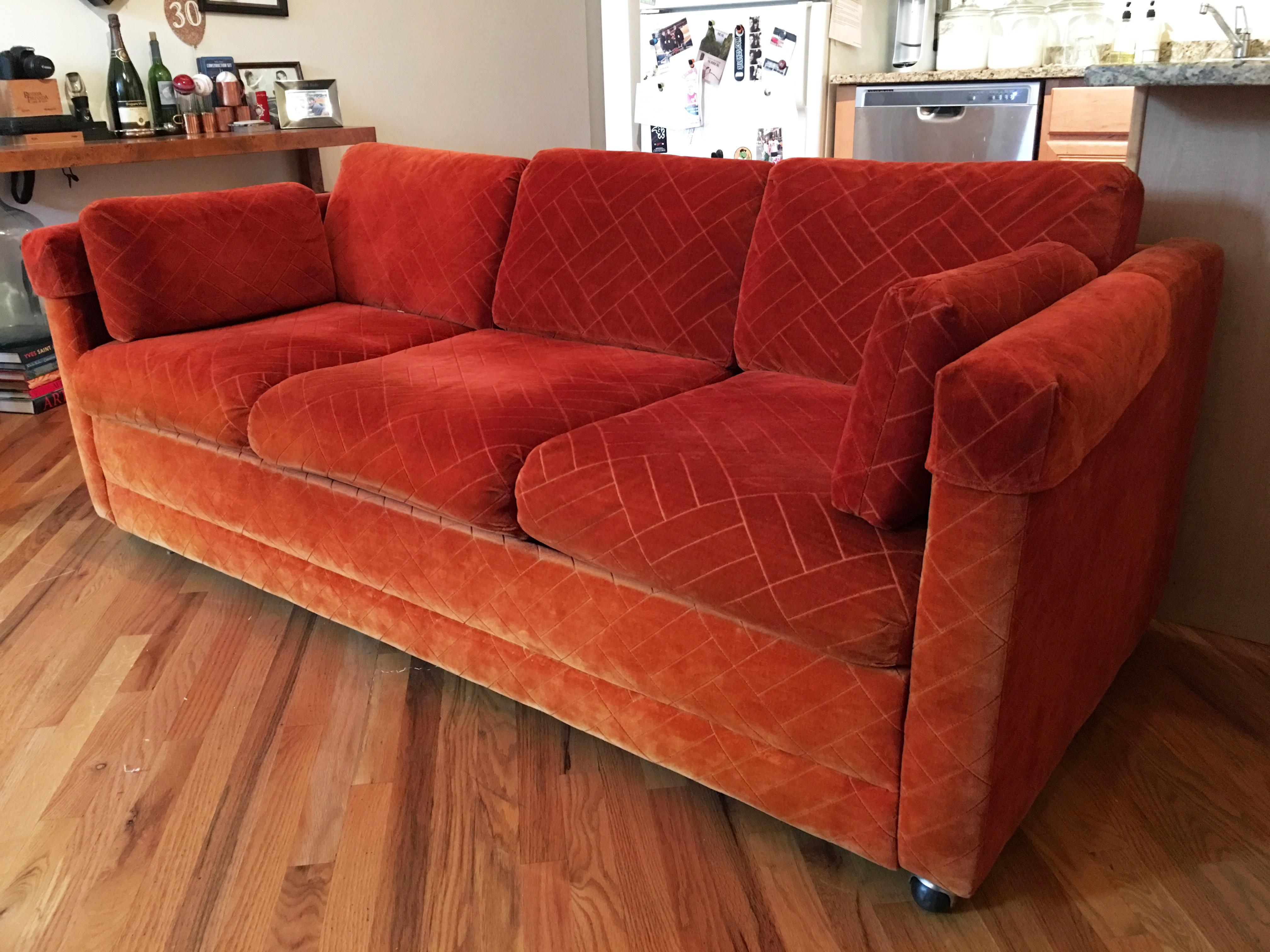 Marvelous This Awesome Pull Out Couch Is Truly A Unique, And Totally Rad Piece Of  Furniture