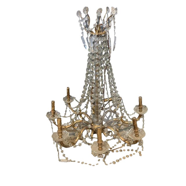 Fontainebleau Chandelier For Sale