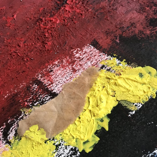 Walking Man Abstract Painting For Sale - Image 11 of 12