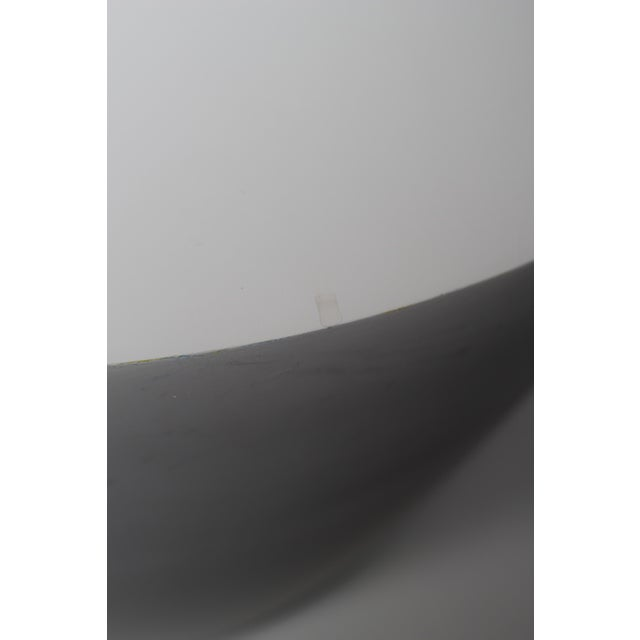 Monumental White Bisque Porcelain Vase - Image 3 of 7