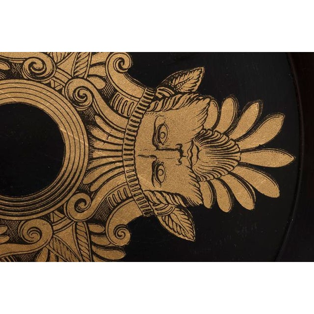 1950s 1950s Piero Fornasetti Three Kings Serving Tray For Sale - Image 5 of 8