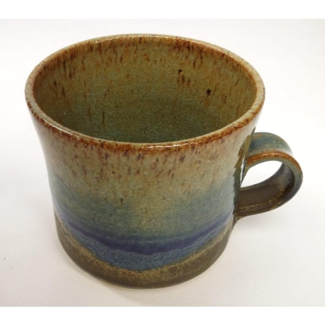 Hand-Thrown Shaving Mug - Image 3 of 7