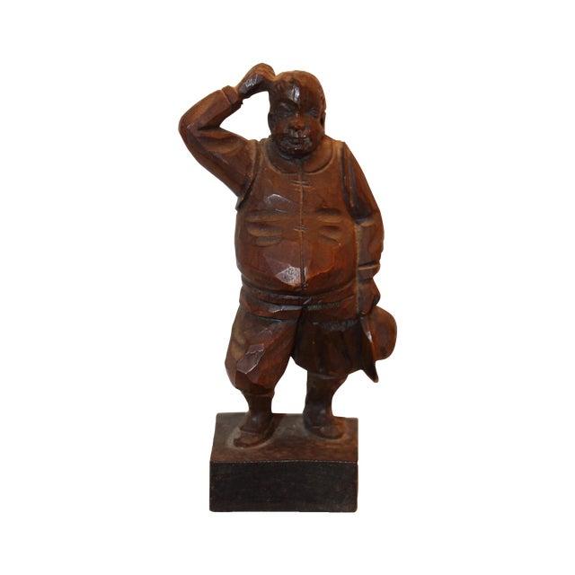 Figurine of Don Quixote Sidekick Sancho Panza - Image 1 of 7