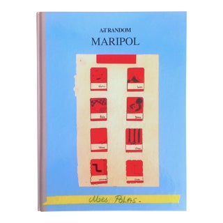 "Maripol ""Mes Polas"" 1st Edition Japanese Collector's Photography Book, 1990"