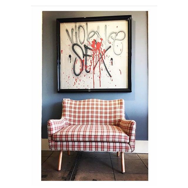 Americana Scottish Simon Fabric - 1 Yard For Sale - Image 3 of 3