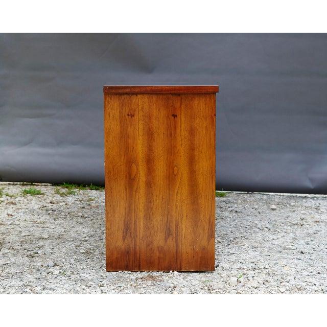 Modern Nine Drawer Low Boy Dresser For Sale In Atlanta - Image 6 of 10