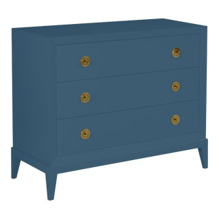 Casa Cosima Hayes Chest, Van Deusen Blue For Sale