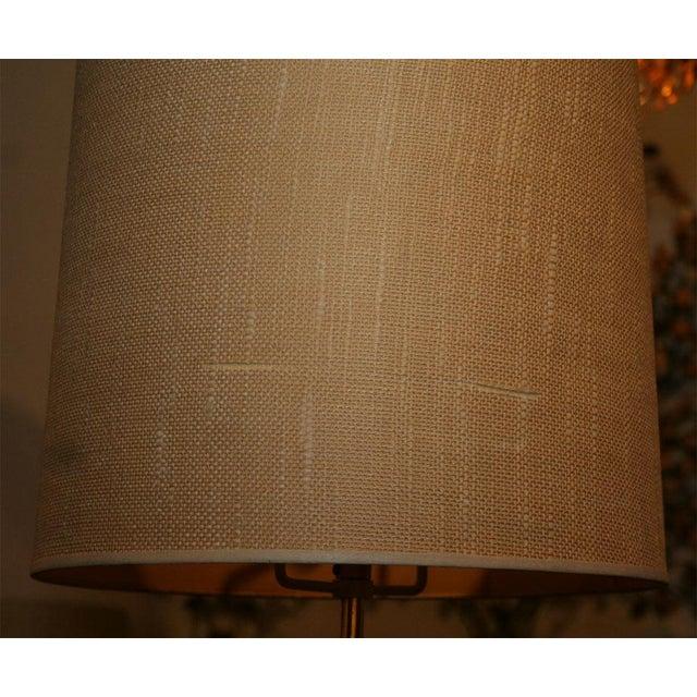 1960s Modernist Adjustable Floor Lamp by Laurel For Sale - Image 5 of 7