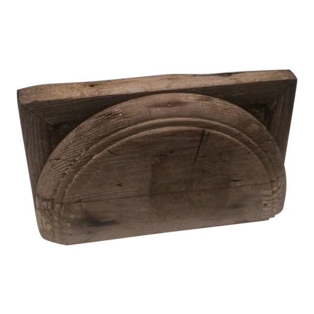 Rustic Salvage Wood Fragment - Image 1 of 8