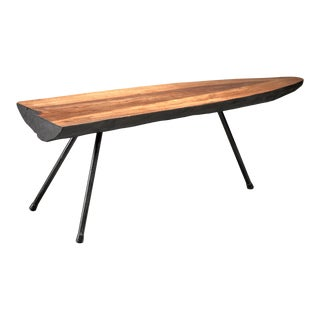 Carl Aubock Tree Trunk Coffee Table, Austria, 1950s For Sale