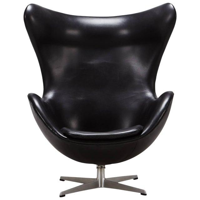 Egg Chair Jacobsen.Arne Jacobsen Egg Chair