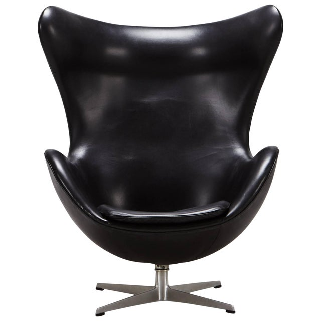 Admirable Arne Jacobsen Egg Chair Beutiful Home Inspiration Xortanetmahrainfo