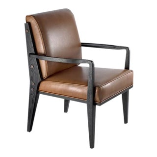 Studio Van den Akker Thierry Arm Dining Chair For Sale