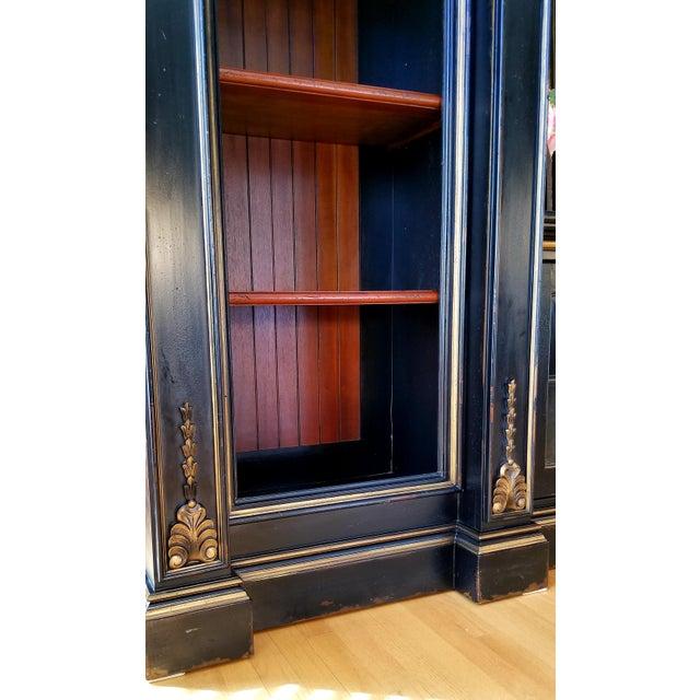 Custom Habersham Influenced Book Shelves For Sale - Image 10 of 13