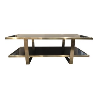 Modern Swaim Co. Bellini Cocktail Table For Sale