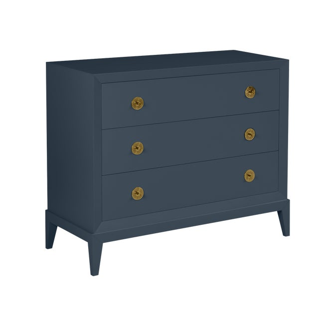 Casa Cosima Hayes Chest, Hale Navy For Sale