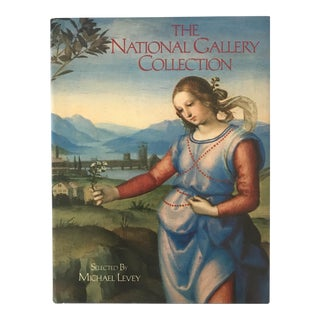 """1988 """"The National Gallery Collection"""" First Edition Museum Art Book For Sale"""