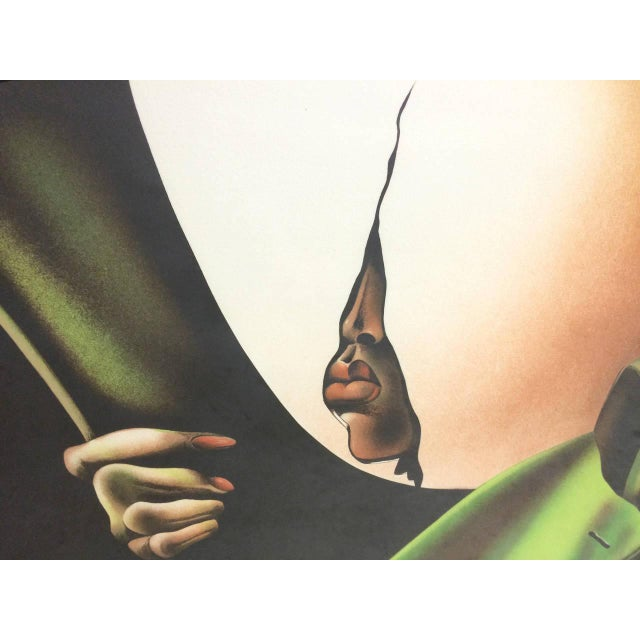 """The Hatching"" Lithograph by Peter Muhldorfer For Sale - Image 4 of 9"