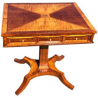 Biedermeier Side Table For Sale