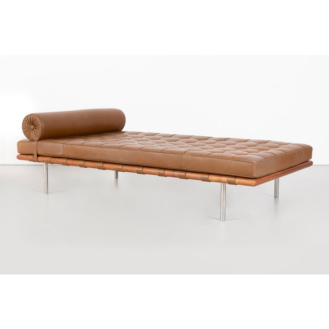 Mies Van Der Rohe Barcelona Couch for Knoll For Sale - Image 11 of 11