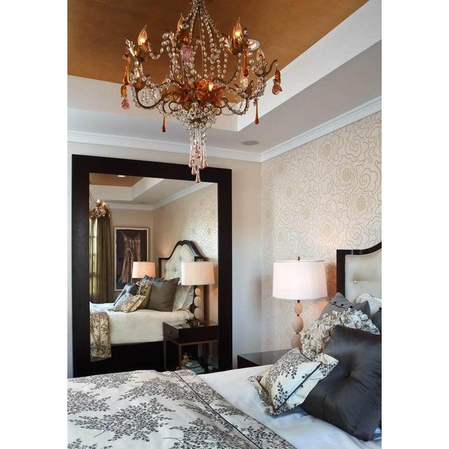 Wood Century Furniture Omni Queen Bedframe For Sale - Image 7 of 9