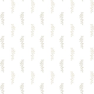 House of Harris Airlie Fabric, Natural For Sale