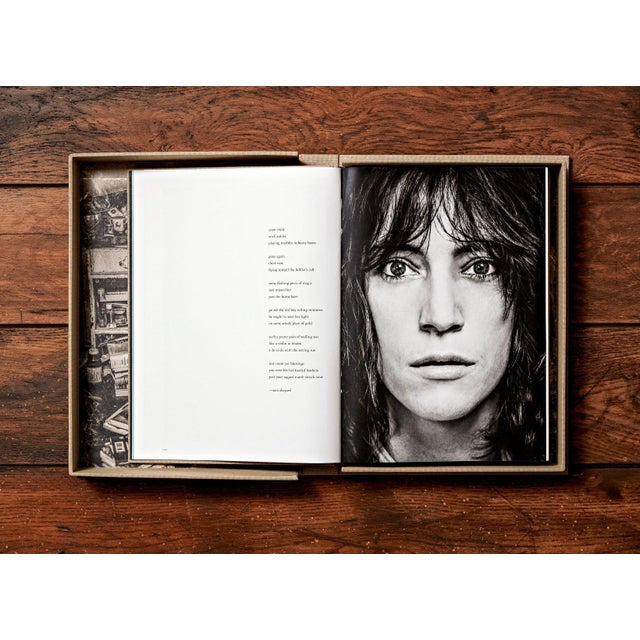 """Not Yet Made - Made To Order """"Patti Smith"""" by Lynn Goldsmith Photography Collection Autographed Collector's Edition For Sale - Image 5 of 8"""