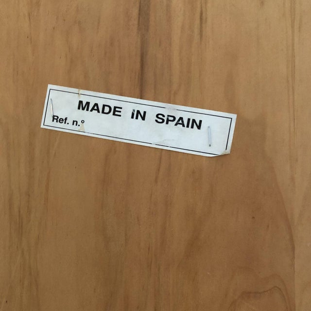 1990s Traditional Spanish Armoire For Sale - Image 9 of 13
