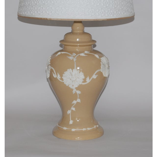 Dorothy Draper Style Lamps - Pair - Image 3 of 6