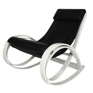 Gae Aulenti Rocking Chair For Sale