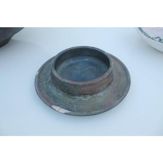 Vintage Studio Pottery Decorative Vase - Image 10 of 11