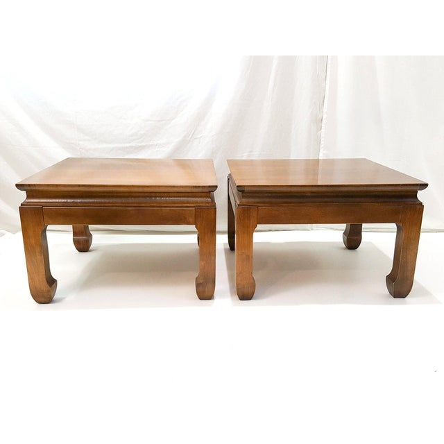 Asian Mid-Century Asian Modern Maple Bunching Tables For Sale - Image 3 of 9