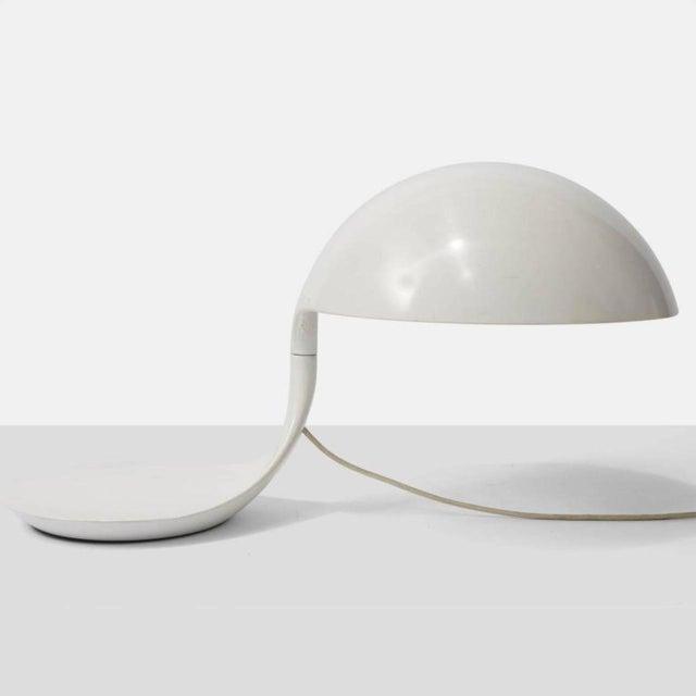 "Cobra Lamp by Elio Martinelli for Martinelli Luce A reading lamp by Elio Martinelli for Luce. The ""Cobra"" lamp is model..."