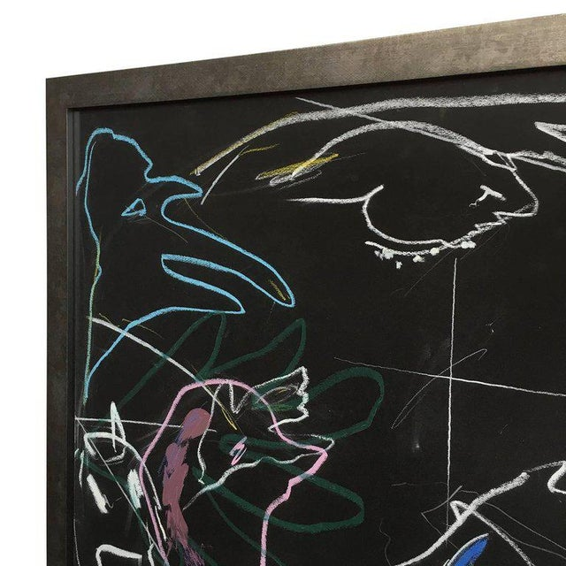 "James C. Harrison ""Underworld / Heavenly Baseball"" Framed Drawings For Sale - Image 9 of 11"
