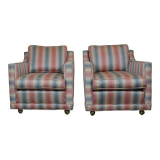 Pair of Cub Chairs For Sale