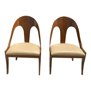Modern Medellin Mid-Century Style Chairs - a Pair For Sale