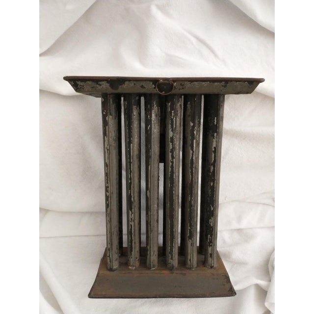 Metal 19th Century Candle Mold For Sale - Image 7 of 7