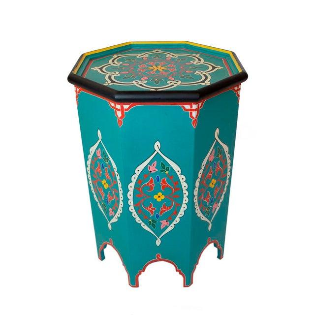 Tangier Artisan Side Table - Image 2 of 3