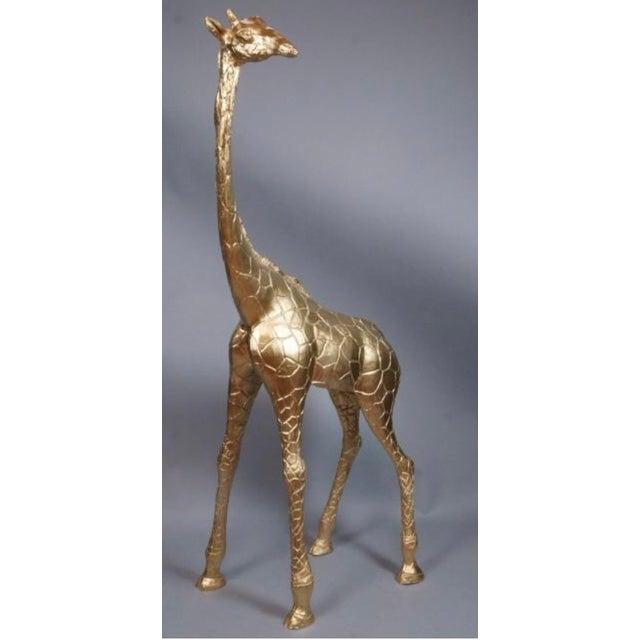 Gilt Baby Giraffe - Image 4 of 4