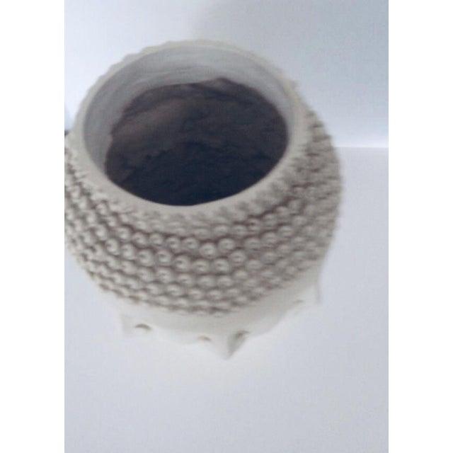 Fornasetti Dora Maar Style Multi Face Asian Buddha Planter / Vase For Sale - Image 4 of 12