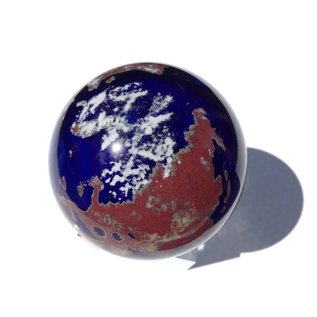 World Sphere With Acrylic Stand - Image 2 of 7