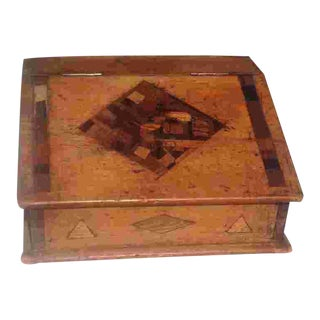 19th C. American Bible Box For Sale
