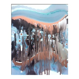 'ODYSSEY' original abstract painting