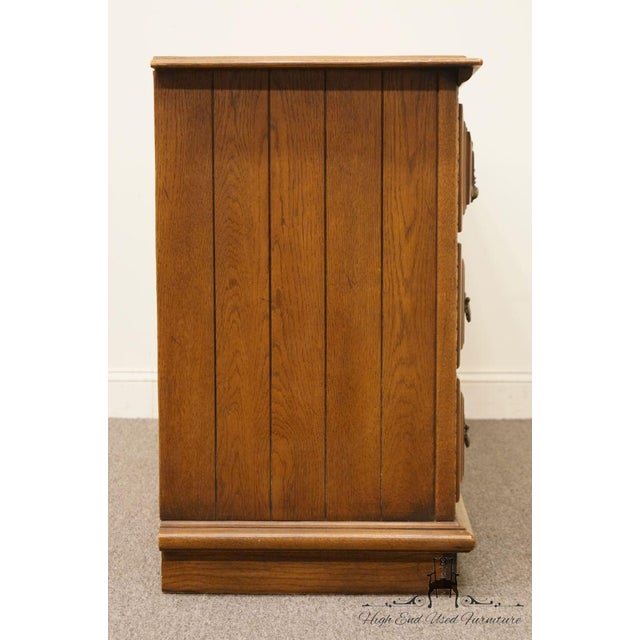 Young Hinkle Country Spanish Collection Triple Dresser 7003 For Sale - Image 9 of 12
