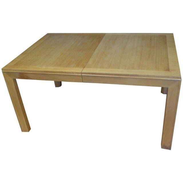 Dining Table With Two Leaves Designed by Robsjohn-Gibbings for Widdicomb For Sale - Image 13 of 13