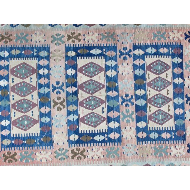 """Leon Banilivi Anatolian Kilim - 8'2"""" X 11'3"""" - Image 3 of 5"""
