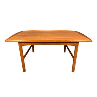 "Vintage Scandinavian Mid Century Modern Teak ""Frisco"" Coffee Table For Sale"