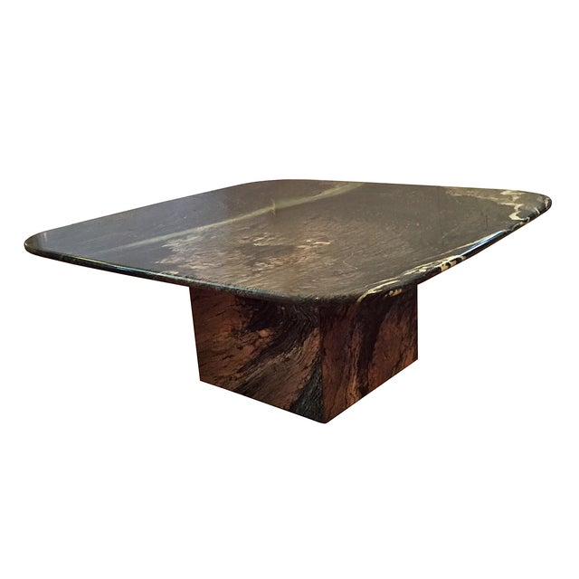 Vintage Marble Coffee Table - Image 7 of 10