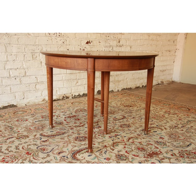 Henredon Mid-Century Dining Table - Image 8 of 9