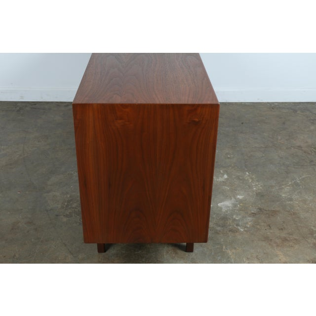 Walnut Cane Credenza by Founders - Image 7 of 11